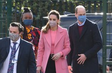 Prince William says royals are 'very much not a racist family'