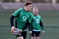 Ringrose putting in the homework in order to trust his instincts