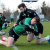 Farrell set to stick with settled Ireland team for visit to Scotland