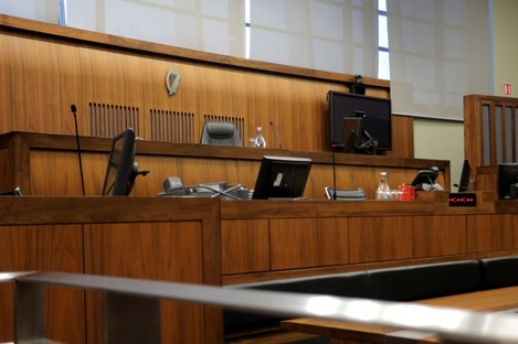 File image of a Dublin court room.