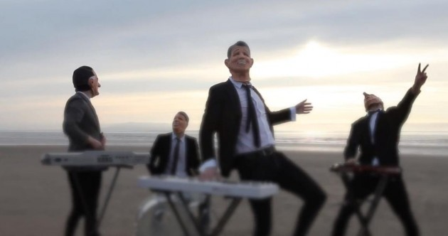 Point Break-inspired Irish Music Video of the Day