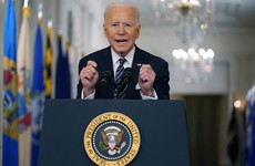 Biden says all US adults to be eligible for Covid jab from 1 May in national address