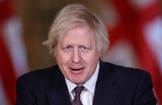Boris Johnson unveils Northern Ireland's centenary programme
