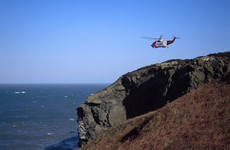 Coast Guard suspends cliff rescues due to safety concerns