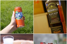 Quiz: Where were these well-known drinks first made ?