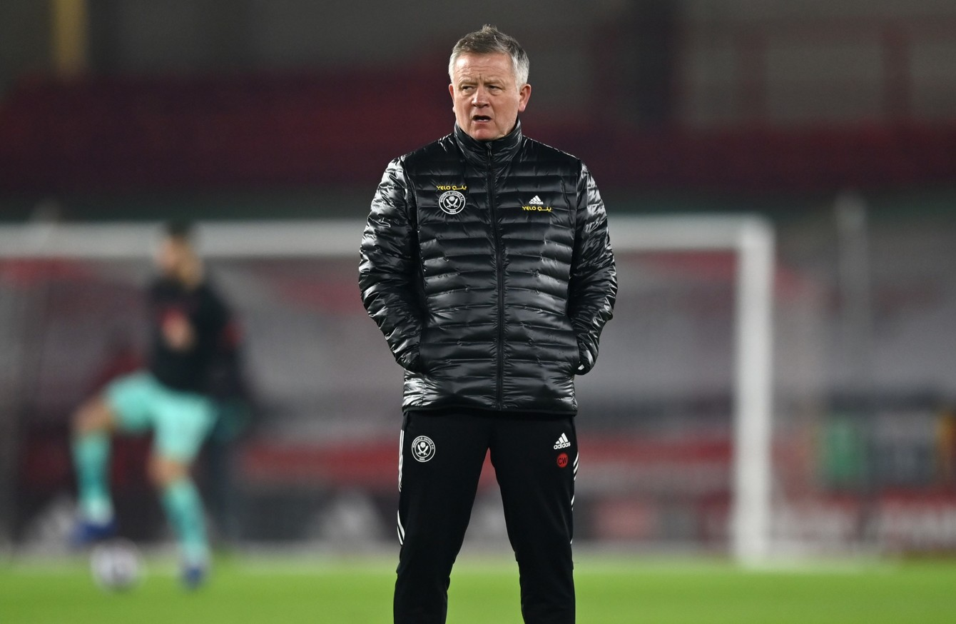 Chris Wilder to leave rock-bottom Sheffield United · The42