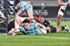 Kearney hat-trick sets Leinster on their way to 17-point win over Zebre