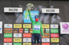Roglic extends Paris-Nice lead with 'cool' stage win