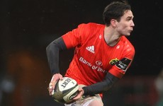 Carbery lights up Thomond as Munster get bonus point win over Scarlets