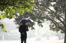 Wet weekend ahead with gale warning along west coast