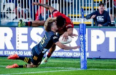 This stunning try finish the highlight as Crusaders heap more misery on Chiefs