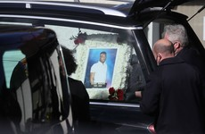 'He will forever be in our hearts': Funeral of George Nkencho takes place in Dublin