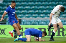 England snatch controversial win over France with Itoje's late try
