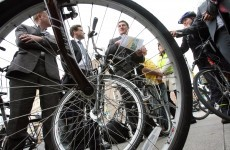 Majority of cyclists admit to breaking rules of the road - survey