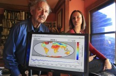 Climate change sceptic 'converted' by own research