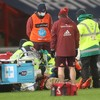 Wycherley discharged from hospital after avoiding spinal damage, Munster confirm