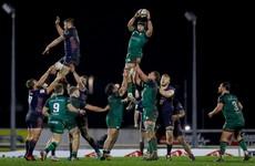 Connacht fall to one point defeat against Edinburgh