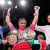 McCaskill defeats Braekhus on points to remain undisputed welterweight champion