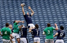 As it happened: Scotland v Ireland, Six Nations Championship