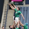 Paul O'Connell's stock continues to rise as Scotland's lineout crumbles