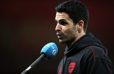 Arteta refuses to be drawn on Aubameyang controversy