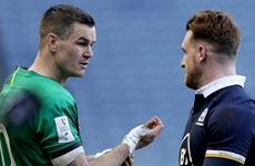 Gregor Townsend laments lost momentum after Ireland beat them again
