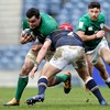 Ryan injury could force Ireland change as Farrell considers back three options