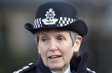 UK policing minister defends under-pressure Met Police chief following vigil
