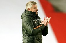 Ole Gunnar Solskjaer hails reaction to Milan setback in 'massive' week