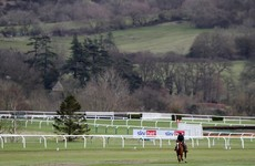 Unexpected rainfall turns Cheltenham ground soft