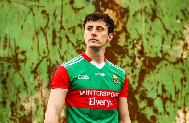 Mayo unveil new jersey ahead of 2021 GAA season · The42