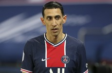 PSG loss overshadowed by thefts at Di Maria, Marquinhos homes