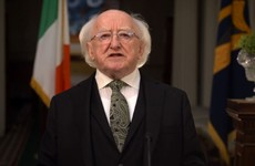 President Higgins calls for global solidarity to 'exit the fog' of Covid-19 in St Patrick's Day message