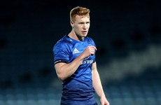 Frawley returns for Leinster's clash with Ospreys but Kelleher and O'Brien out