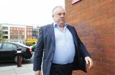 Priory Hall developer Tom McFeely declared bankrupt