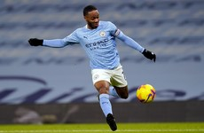 'He was not selected, that's all' - Pep Guardiola denies Raheem Sterling row