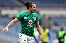 Contepomi backs James Lowe to respond for Ireland amidst criticism