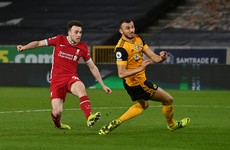 Liverpool win over Wolves overshadowed by frightening head injury to Rui Patricio