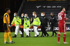 Wolves goalkeeper Rui Patricio awake and talking after suffering head injury