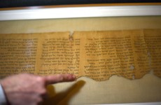 Discovery of new Dead Sea Scroll fragments announced in Israel