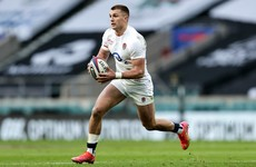 Henry Slade emerges as a doubt for England's clash with Ireland