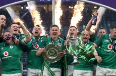 'Hearing God Save the Queen at Croke Park was surreal': Fans relive supporting Ireland v England in the Six Nations