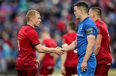 Pro14 final between Leinster and Munster confirmed for the RDS