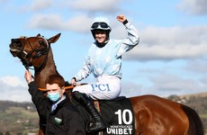 'She's delivered on the biggest stage': McCoy and Walsh heap praise on Rachael Blackmore