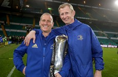 Cullen, Lancaster, Contepomi and McBryde extend contracts at Leinster