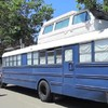 VIDEO: Living on a bus, living on an old school bus