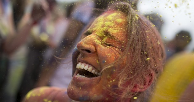 The week in photos: Face value