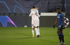 Real Madrid march into Champions League quarter-finals at expense of Atalanta