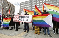 Japan's ban on same-sex marriage ruled unconstitutional by court