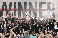 Team New Zealand stamp dominance with fourth America's Cup win